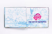 Art of Equestria page 2-3 - title page