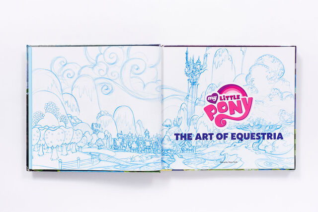 File:Art of Equestria page 2-3 - title page.jpg