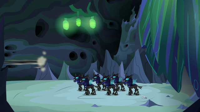 File:Discord speeds away from the changelings S6E26.png