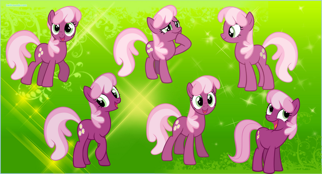 File:FANMADE Cheerilee Wallpaper.png