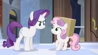 "Sweetie Belle ""Actually, I do"" S04E19"