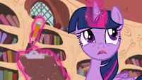 "Twilight ""is not your style of studying"" S4E21"