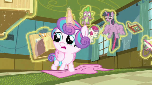 File:Twilight tries to tell Flurry Heart to stop S7E3.png