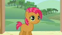 Babs Seed listening to Diamond Tiara and Silver Spoon S3E4