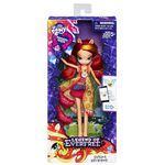 Legend of Everfree Boho Assortment Sunset Shimmer packaging