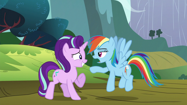 "File:Rainbow Dash sustained ""right"" S6E6.png"