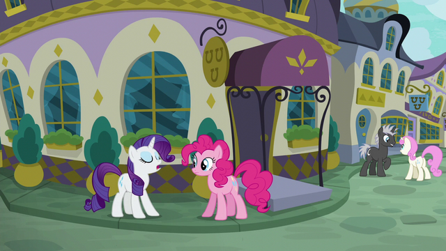 """File:Rarity """"a restaurant simply cannot survive"""" S6E12.png"""