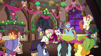 """Snowdash """"working to make Equestria a better place"""" S06E08"""