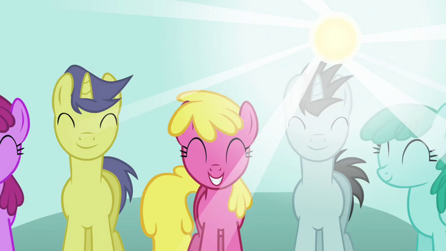 File:Sweeping crowd shot of ponies S2E18.png