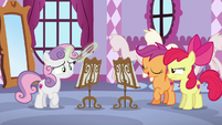 "Scootaloo ""that was simple!"" S6E4"