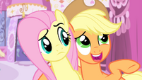 Applejack 'that is the silliest getup' S4E13