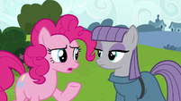"Pinkie ""you said it's a rock-based decision"" S7E4"