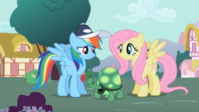 "File:Rainbow Dash ""There's no way"" S2E07.png"