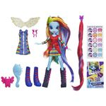 Rainbow Dash Equestria Girls doll