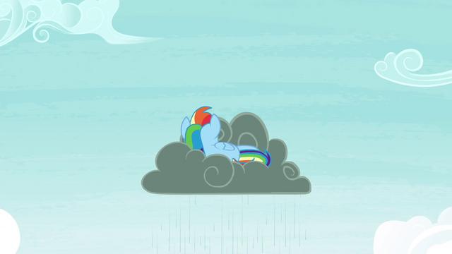 File:Rainbow sulking on a rain cloud S4E21.png