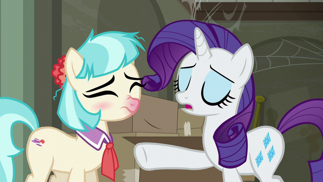 """File:Rarity """"overflowing plate of responsibilities"""" S6E9.png"""