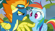 """Spitfire """"you're on probation for a month"""" S6E7"""