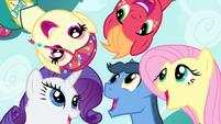 The Ponytones as a quintet S4E14