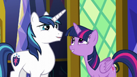 "Twilight ""I have a big surprise for you!"" S5E19"