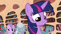 "Twilight ""show me how much better you got"" S4E15"