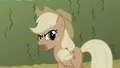 Applejack 'Nopony whatsoever' S2E01.png