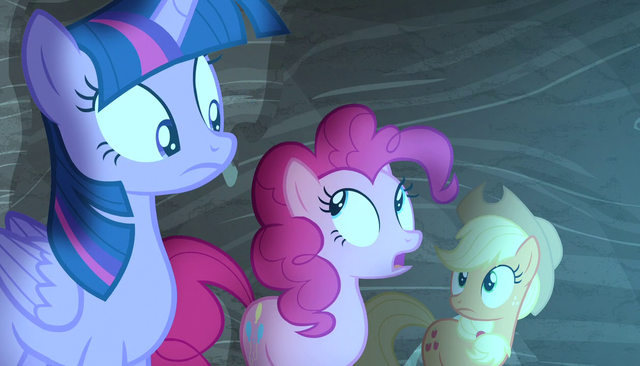 File:Pinkie Pie accidentally reveals secrets S5E1.png