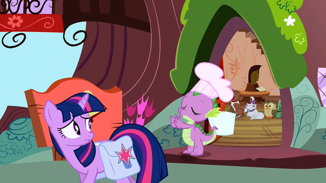 File:Spike sees Twilight off S03E11.png