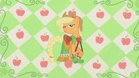 Applejack's dress S01E14