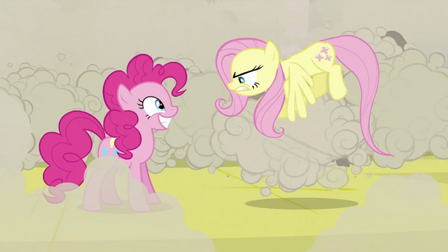 File:Changeling as Fluttershy S2E26.png