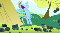 "Rainbow ""Oh, come on!"" S4E18"