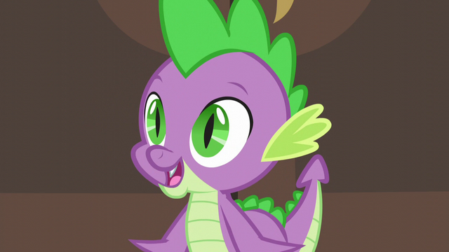 """File:Spike """"I just took care of a whole bunch"""" S5E10.png"""