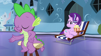 "Spike ""I love reliving my heroic deeds"" S6E1"
