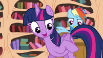 "Twilight ""on what's really important"" S4E21"