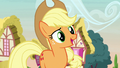 "Applejack ""thank goodness I signed on!"" S7E9.png"