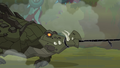 Cragadile's mouth subdued by the black vine S4E02.png