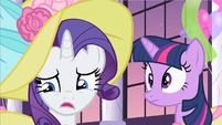 Rarity finding words S2E9