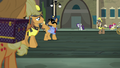 Rarity waves from across the street S5E16.png