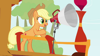 "Applejack ""let's get to it!"" S3E8"