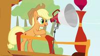 """Applejack """"let's get to it!"""" S3E8"""
