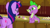 Awkward Spike S02E25