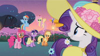 Rarity best friends S2E9