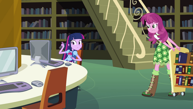 File:Twilight and Cheerilee curious EG.png