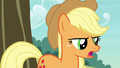 "Applejack ""I still wouldn't know what to say"" S7E9.png"