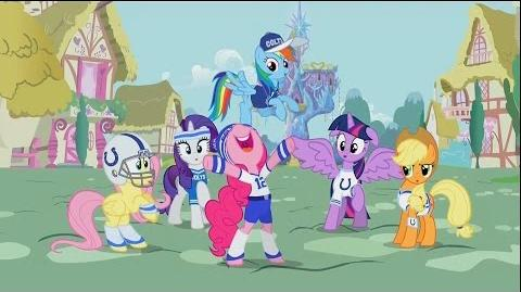 HD My Little Pony Super Bowl Rally Commercial