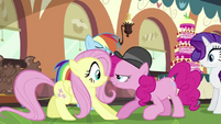 Pinkie Pie 'So it was you!' S2E24