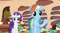 Rainbow Dash talking to Spike S2E21.png