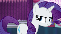 Rarity getting serious S5E14