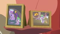 Spike and Peewee bonding photo S03E11