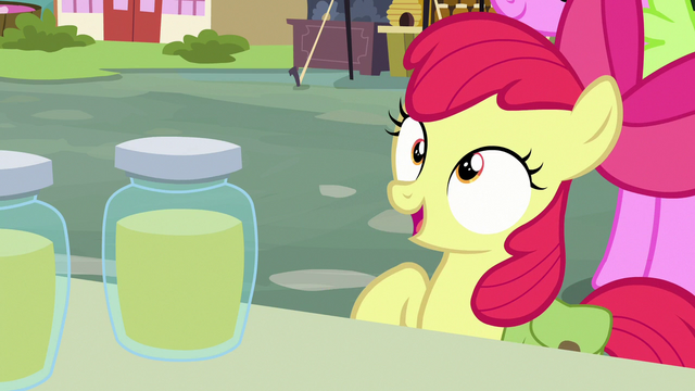 """File:Apple Bloom """"thanks, Mr. Grand Pear, sir!"""" S7E13.png"""