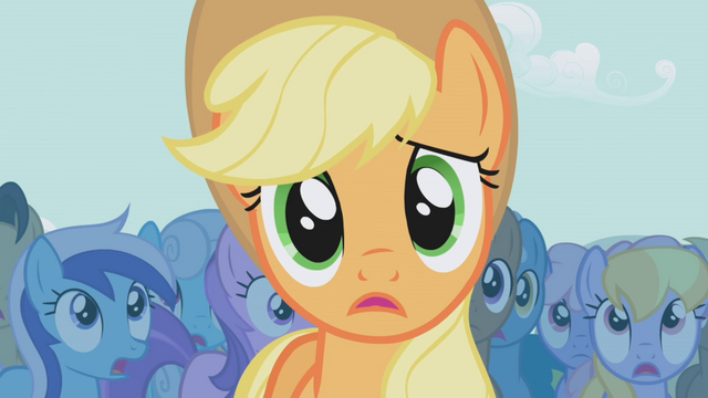 File:Applejack gorgeous S01E06.png